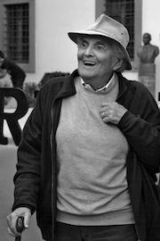 Saverio Tutino, 2010 (foto di Mario Boccia)